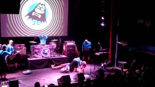 The Aquabats- Monster Fight @ The Gothic Theater!