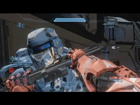 Halo 4 Shows Off Its New Forge Features