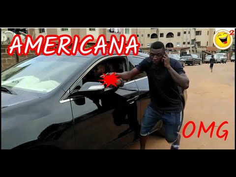 AMERICANA | OSQUARE COMEDY #BRODASHAGGI #BOVI2020