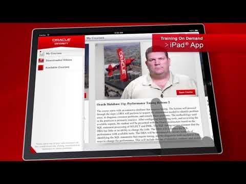 Oracle Training On Demand - YouTube