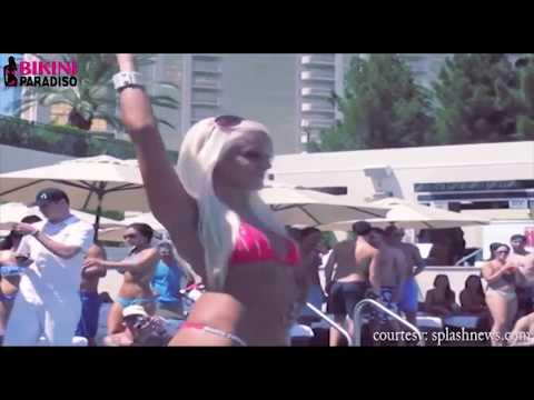 Bikini Contest of Hot Bikini Girls Gone Wild 2