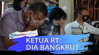 Ketua RT Beberkan Pekerjaan Menantu Anak Akidi Tio: Tak Masuk Akal, Dia Bangkrut lalu Jadi Sopir