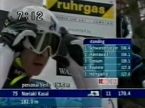 FIS Ski-jumping 1998-1999 Planica