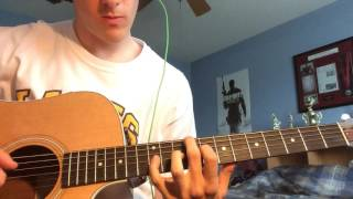 Crosses - Guitar Only Cover