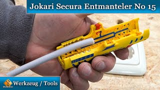 Jokari Secura Entmanteler No 15 / Review & Test
