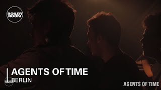 Agents of Time - Live @ Boiler Room Berlin 2017