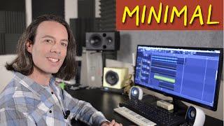 """En studio avec Dominique de Witte : """"MINIMAL"""" #10"""