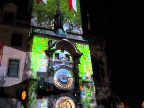 השעון האסטרונומי חוגג יום הולדת 600 - חובה לראות!!