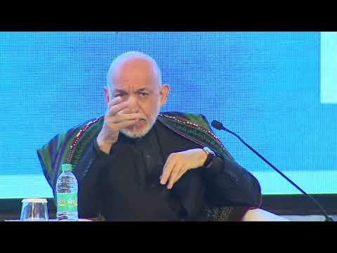 Raisina 2019 | In Conversation | Hamid Karzai and Ashok Malik