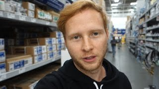 I LIVE AT LOWE'S NOW