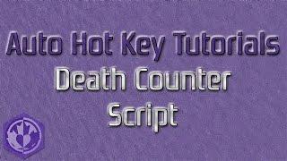 death counter obs - Thủ thuật máy tính - Chia sẽ kinh nghiệm sử dụng