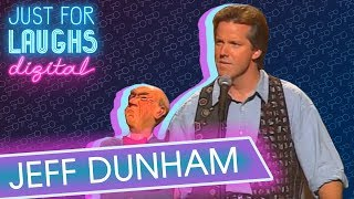 Jeff Dunham - Marriage is like Alcatraz