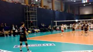 preview picture of video 'AZS CZĘSTOCHOWA - Copra Piacenza'