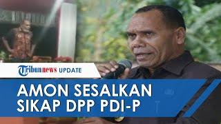 Bupati Alor Amon Buka Suara seusai Dicabutnya Dukungan dari PDI-P: Belum Dapat Surat Resmi