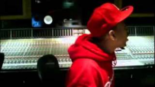 Chris Brown on Ustream 03/18/10 12:08AM