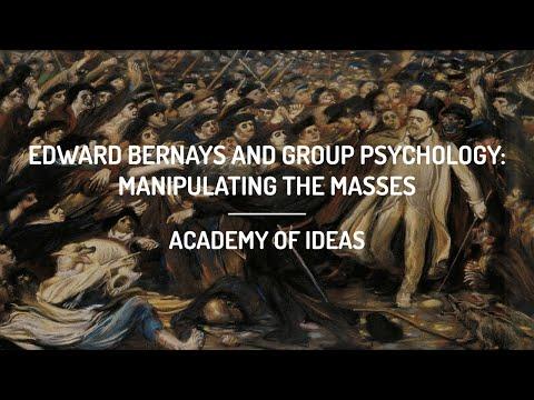 Vidéo de Edward L. Bernays