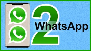 Dual WhatsApp on Android 📲 How to use two WhatsApp in one phone ◀ 2021