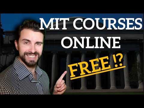 MIT Online Courses for FREE !? What They Offer and How to Access ...