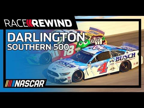 NASCAR サザン500 (ダーリントン・レースウェイ)17分でみるハイライト動画