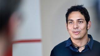 """Sustainability? Building bridges between needs"" – Mario Camargo"