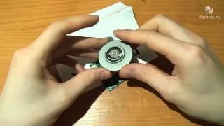 Как работает шаговый двигатель
