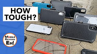 The TOUGHEST iPhone XR and iPhone XS Cases