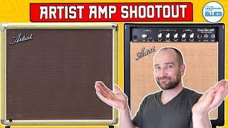 Artist Guitars Youtube