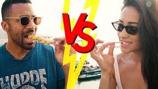 China: Matte VS Shay