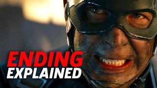 Avengers: Endgame Ending Explained! (SPOILERS)