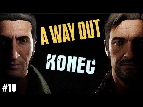 JAK TO SKONČÍ? - #10 | A Way Out (CZ)