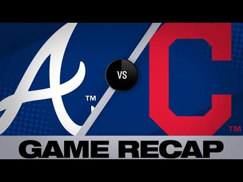 Indians go off for 6 runs in the 5th to win - 4/20/19