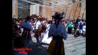 preview picture of video 'BALL DELS COSSIERS - ALGAIDA- MALLORCA-2012'