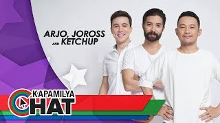 Kapamilya Chat with Arjo, Joross and Ketchup for 'Tol movie
