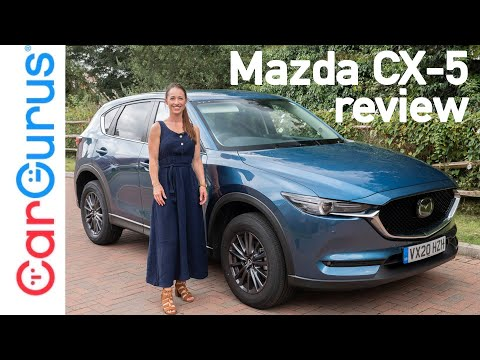 2020 Mazda CX5 Review: Updated SUV put to the test | CarGurus UK