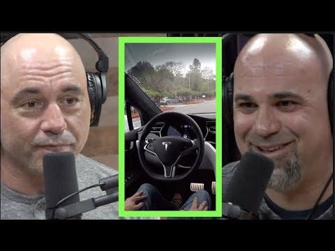 Matt Farah Says Tesla's Are Not Self Driving | Joe Rogan
