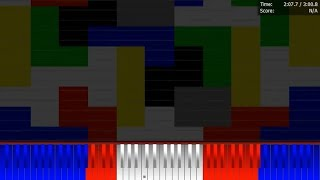 Dark MIDI - TETRIS THEME A