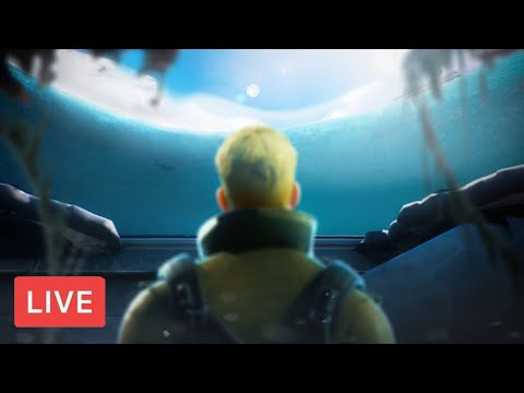 the fortnite map is flooded the device event live reaction
