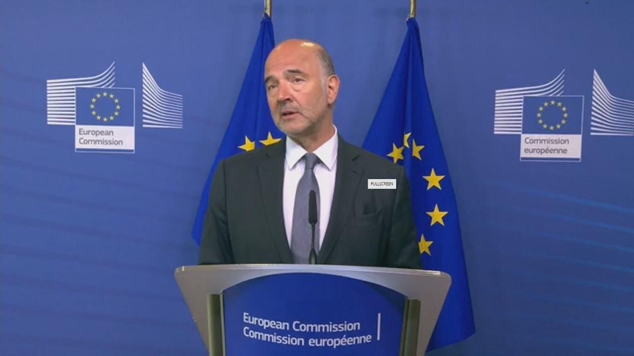 Πιερ Μοσκοβισί: Η Ελλάδα μπορεί επιτέλους να γυρίσει σελίδα