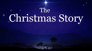 THE KING JAMES AUDIO BIBLE: The Christmas Story - read by Christopher Glyn