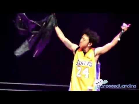 """[FANCAM] 140422 B.A.P 비에이피 @ LOE LA - """"BANG X2"""" (cut) LIVE"""