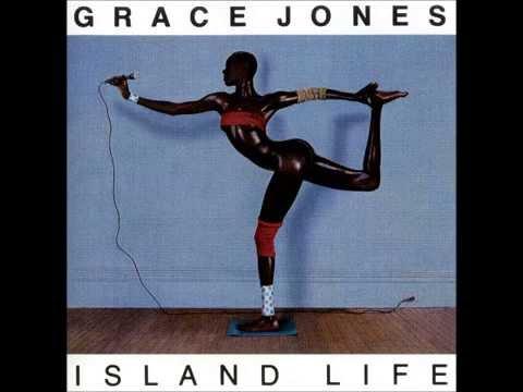 Grace Jones 'Island Life' I've Seen That Face Before (Libertango)
