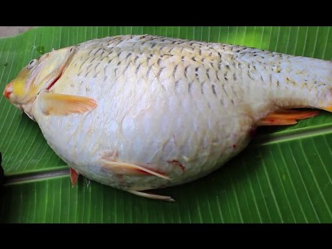 Fish Eggs Curry Recipes | Corp Fish Egg Spicy Fry by Grandma's Cooking | Gravid Fish Curry