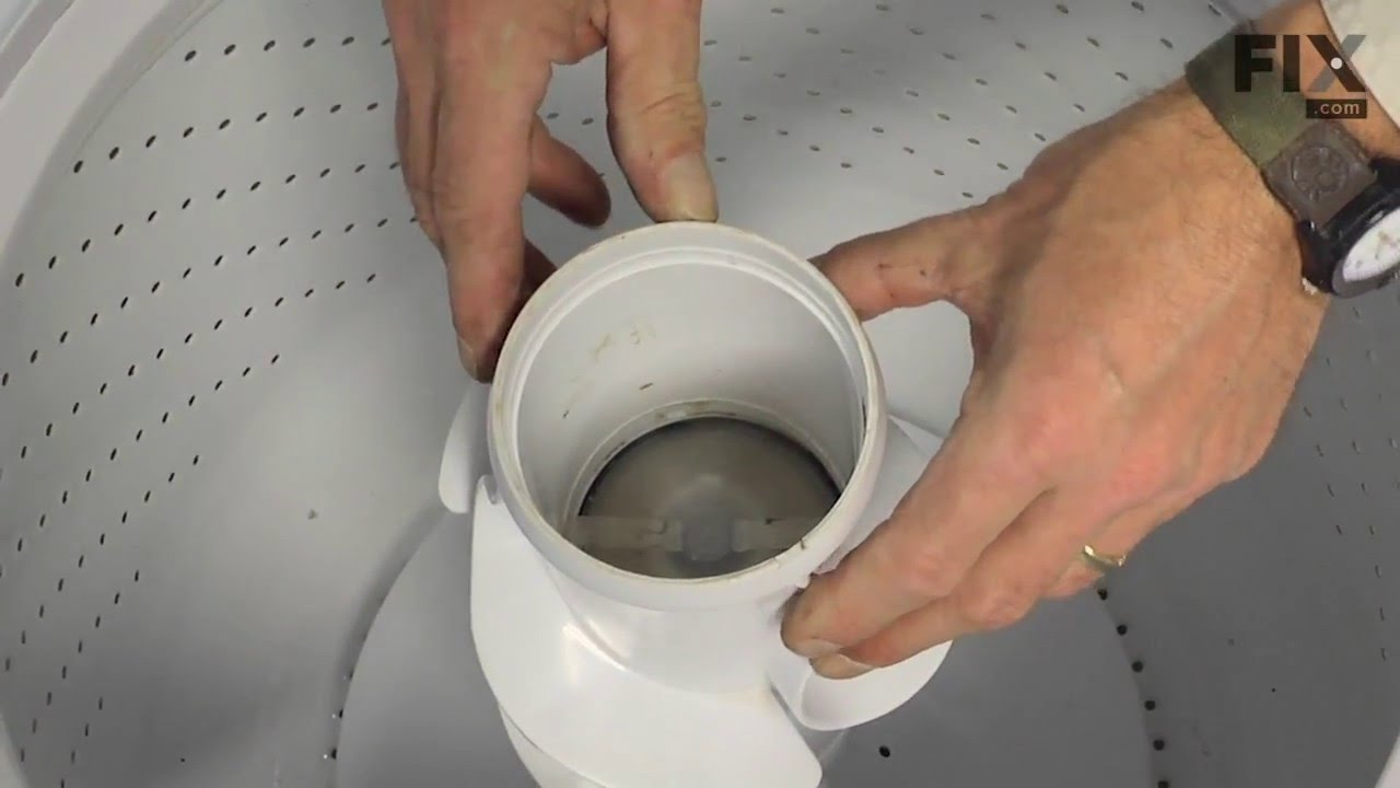 Replacing your Whirlpool Washer Clutch Assembly