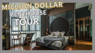 MOST GRAND & LUXURY MILLION DOLLAR PENTHOUSE | ASIA BEST INTERIOR DESIGN | Opulent 30 By Nu Infinity