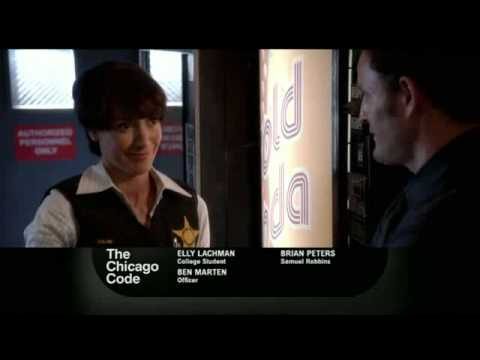 The Chicago Code 1.08 (Preview)