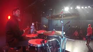 JT Smith - Fierce - Jesus Culture (Drum Cam)
