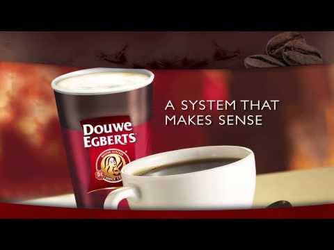 Douwe Egberts C 60 Coffee System