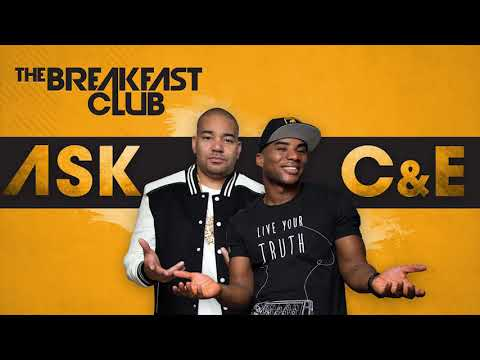 Charlamagne and DJ Envy Give Relationship Advice To breakfast Club Callers