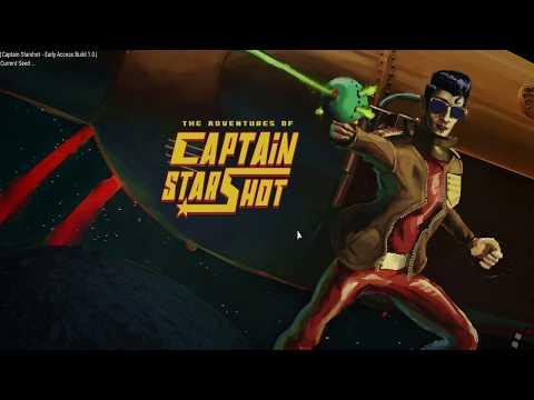 Captain Starshot | PC Indie Gameplay