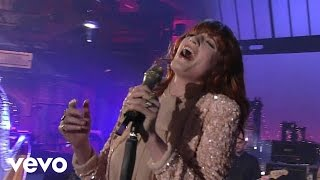 Heavy In Your Arms (En Vivo) - Florence And The Machine (Video)
